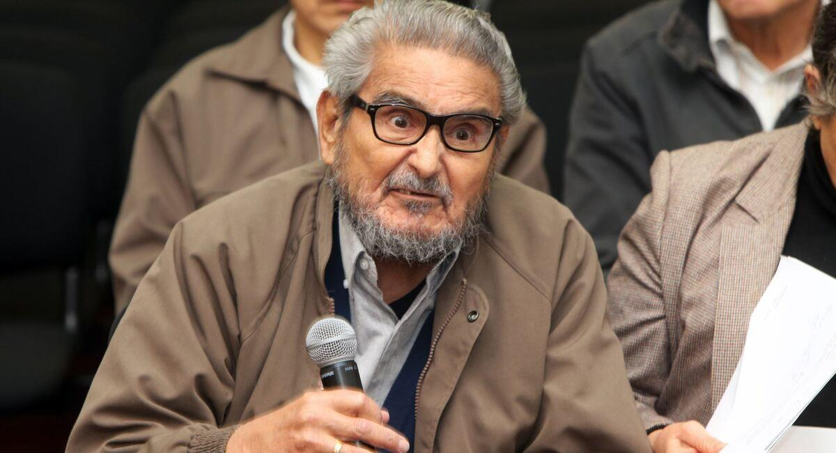Abimael Guzmán. Foto: Andina