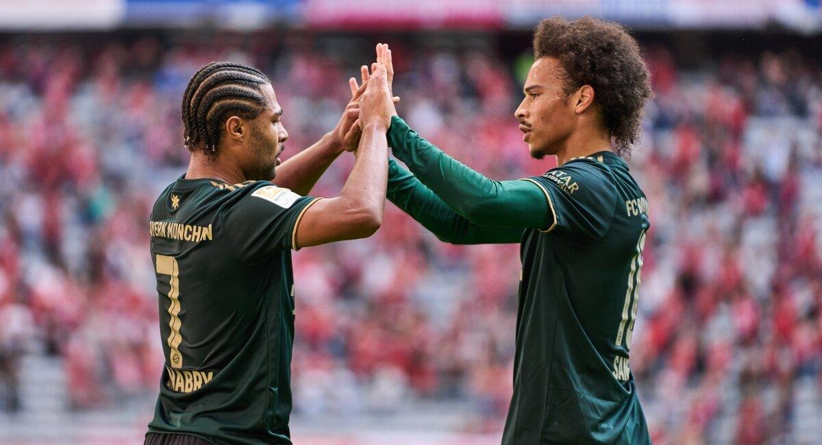 Bayern tendrá acción este viernes. Foto: @FCBayern