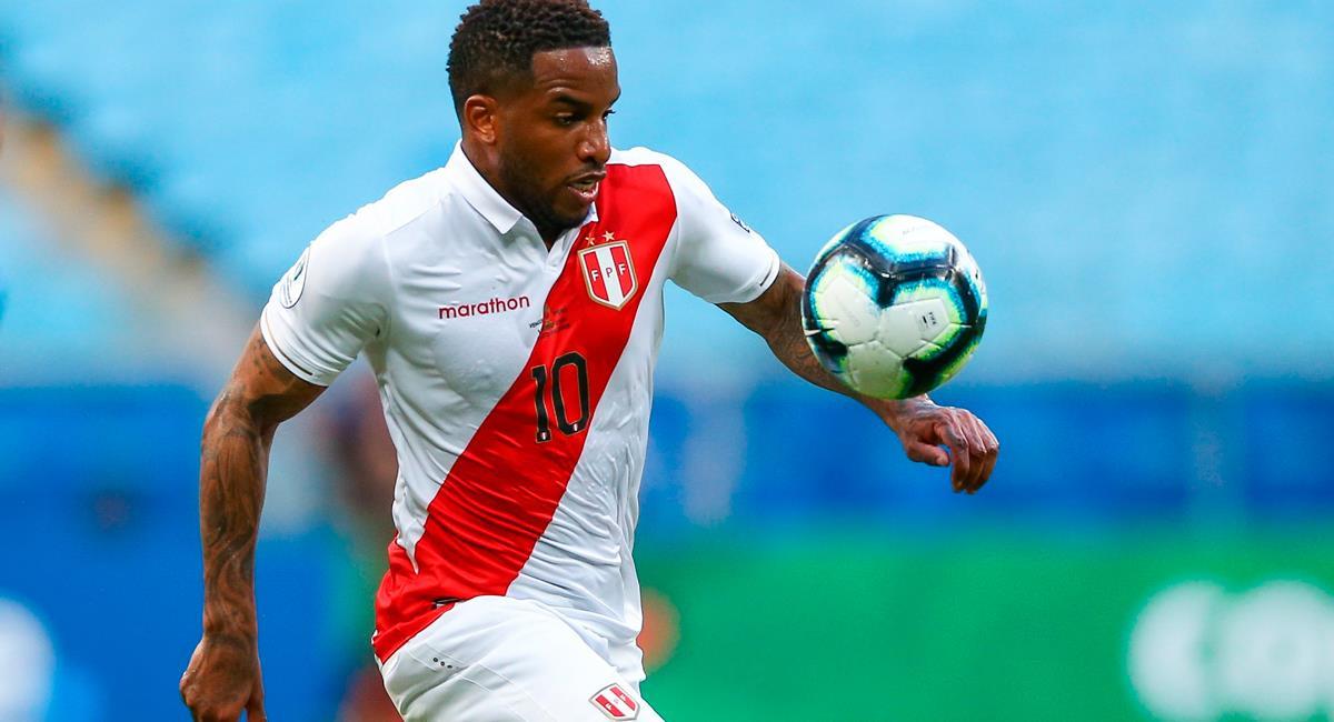 Jefferson Farfán vuelve a la Selección Peruana. Foto: Twitter