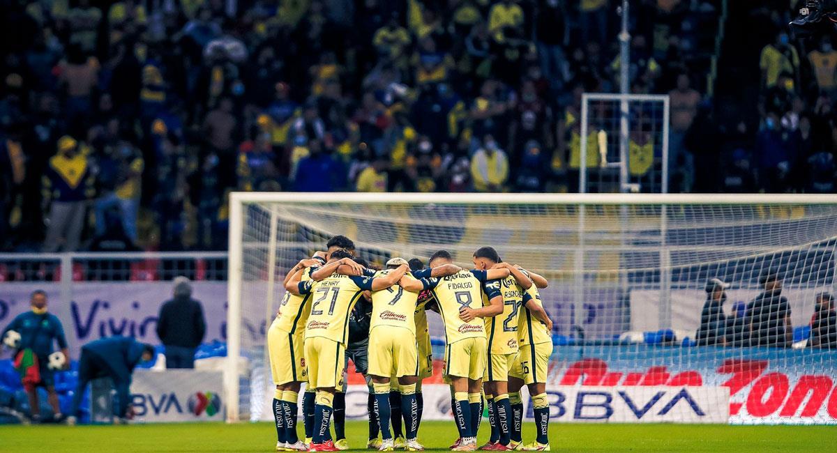América empató sin goles ante Chivas. Foto: Twitter @ClubAmerica