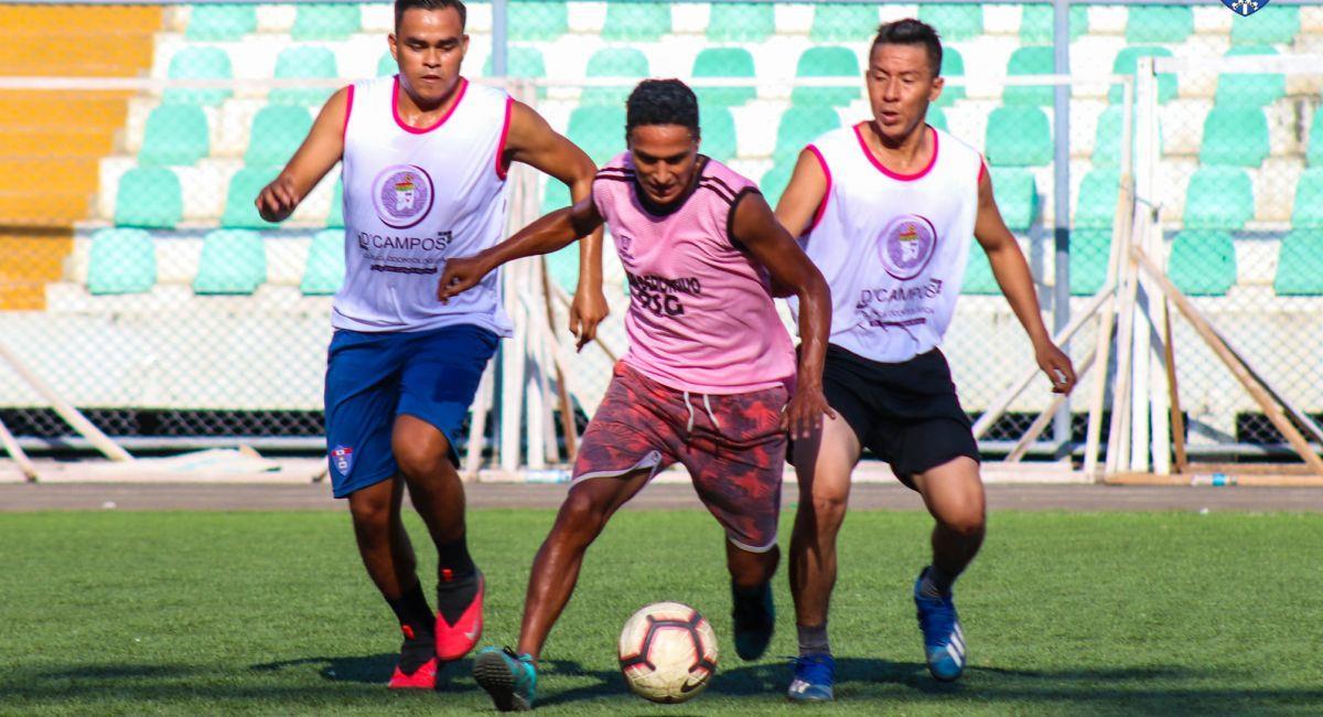 Colegio Comercio es uno de los participantes de la Copa Perú. Foto: Facebook Club Colegio Comercio