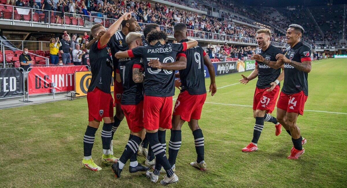 DC United ganó en la MLS. Foto: @dcunited