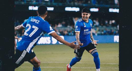 López titular en la victoria de San Jose