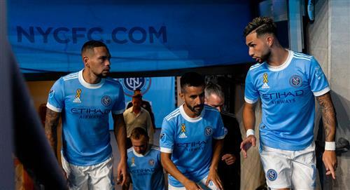 Callens cayó en la MLS