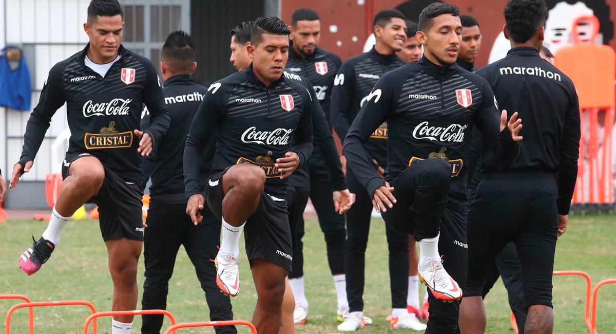 Perú iniciará entrenamientos en Videna este lunes 27 de setiembre. Foto: FPF