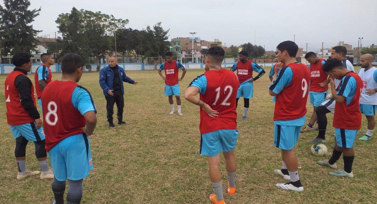 Atlético Chalaco se alista para jugar la Copa Perú. Foto: Facebook Club Atlético Chalaco