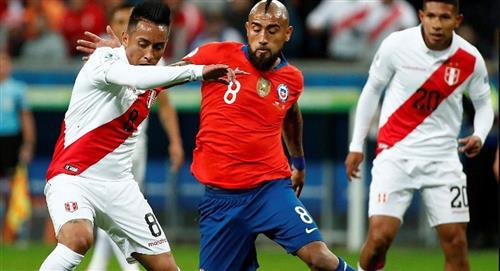 Chile dio convocados pensando en Perú