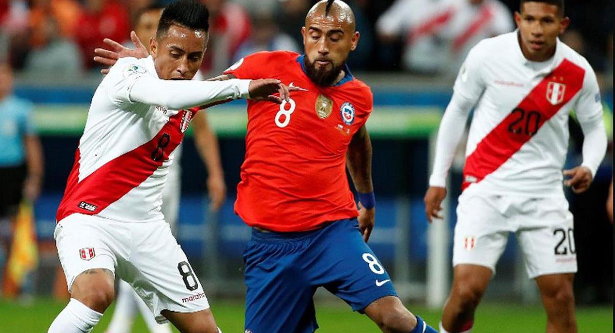 Perú enfrentará a Chile el próximo 7 de octubre. Foto: Twitter