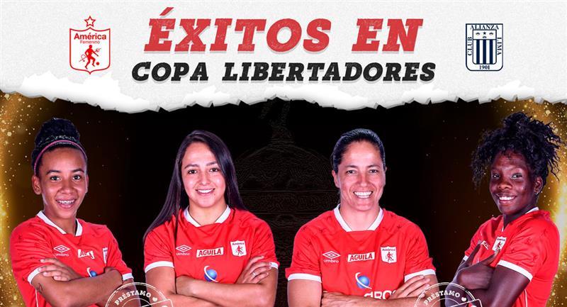 Alianza se refuerza para la Libertadores Femenina