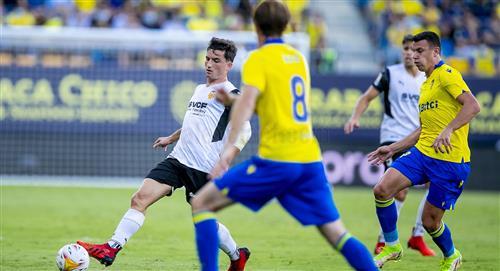 Burlamaqui no jugó en España