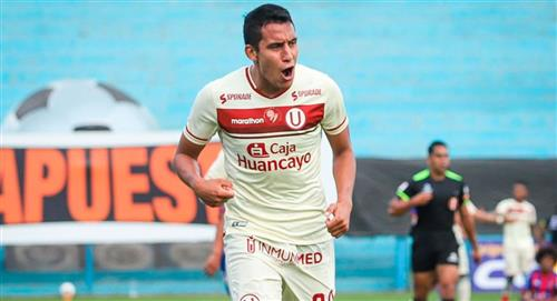 Alex Valera es convocado por Gareca