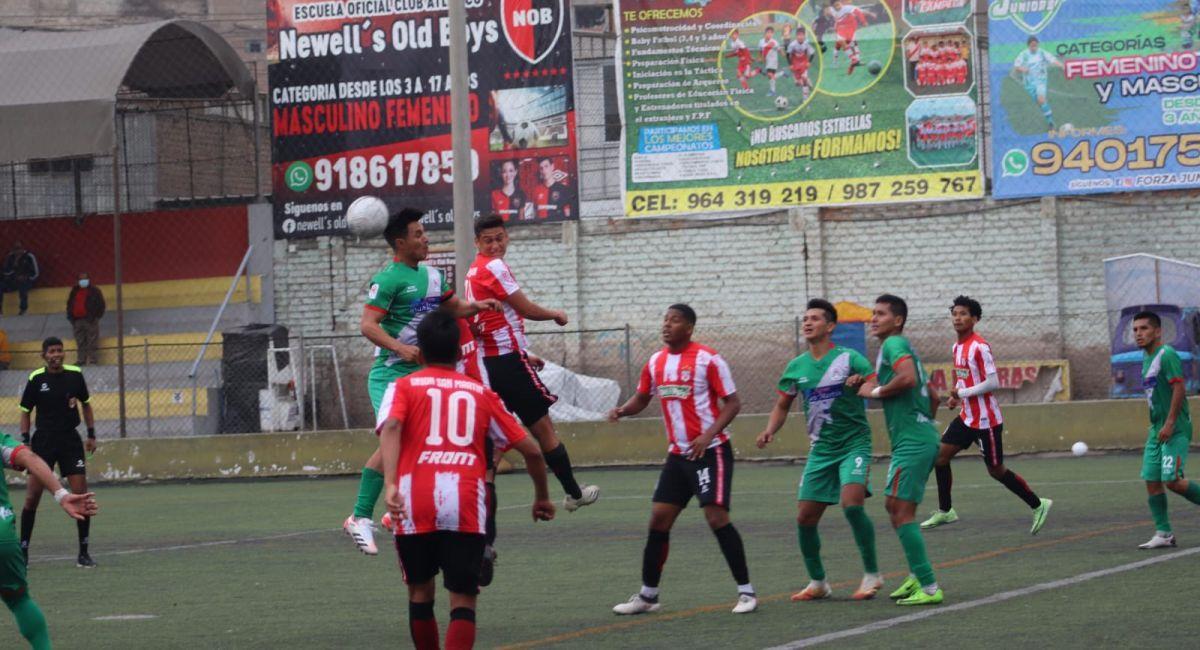 Se programó la Fase 3 de la Copa Perú. Foto: Twitter Copa Perú