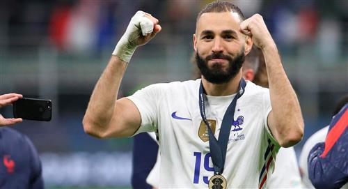 ¿Benzema se lleva el Balón de Oro?