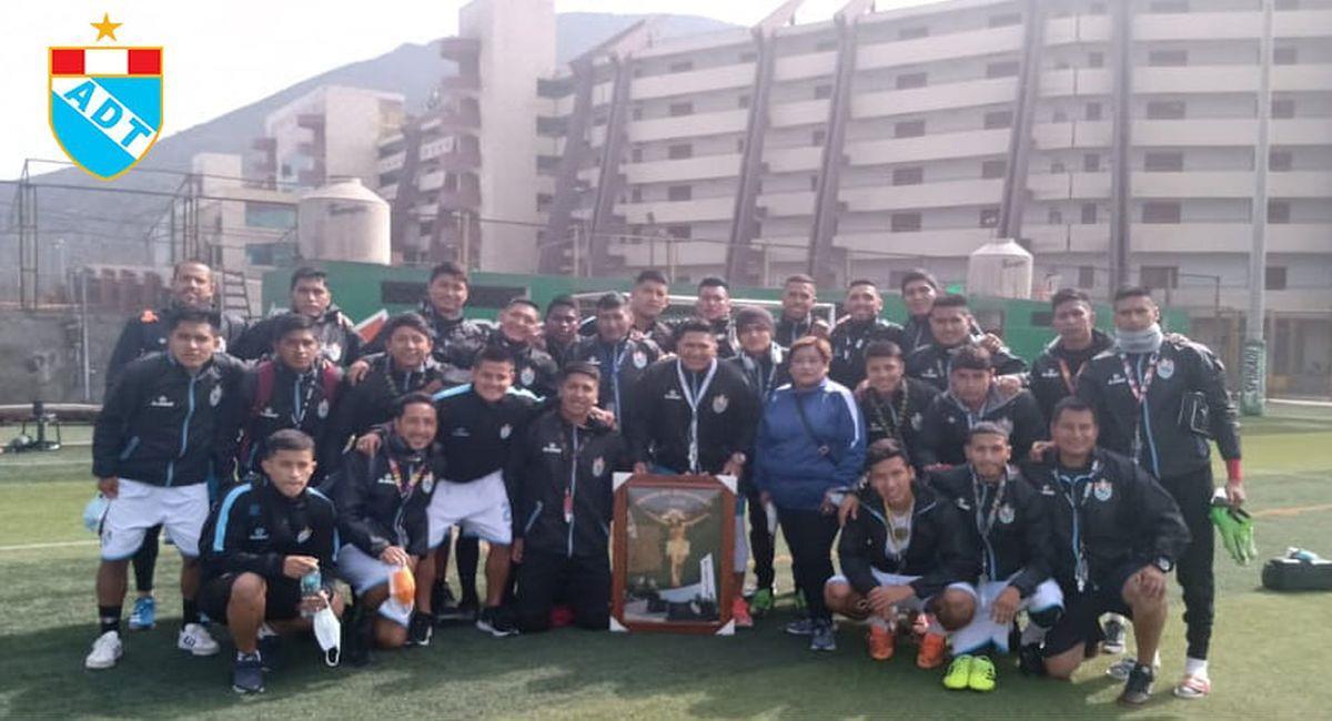 ADT de Tarma sigue con vida en la Copa Perú. Foto: Facebook