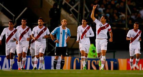 ¿Quién fue el último peruano en anotar en Buenos Aires?