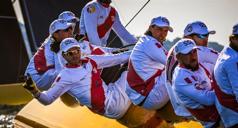 Selección Peruana de vela con miras al oro en Suiza