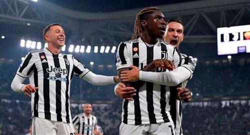 Juventus venció a la Roma